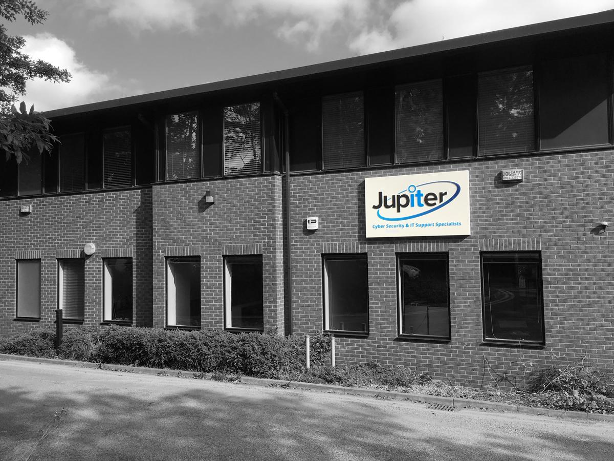 New Office for Jupiter IT Hull