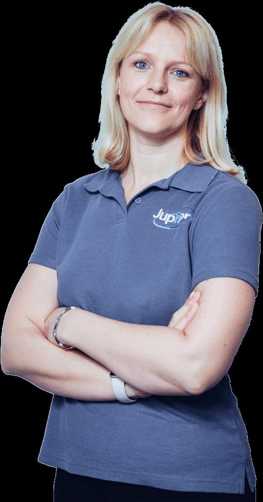 Team Member Ailegh Farrar. Jupiter IT. IT support Hull