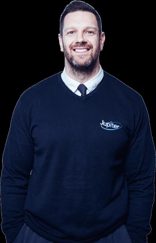 Team Member Daniel Gladstone. Jupiter IT. IT support Hull