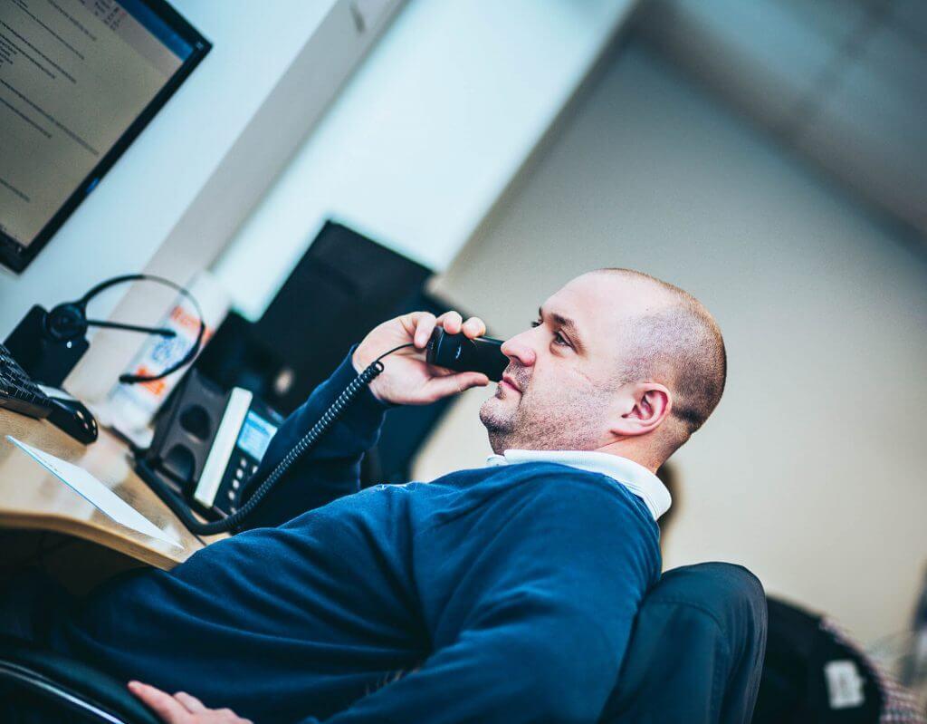Telecoms support desk. Jupiter IT. IT support Hull