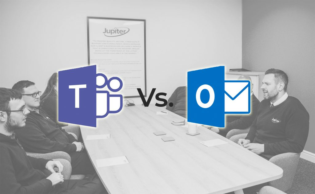 Outlook Vs Microsoft Teams