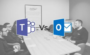 Outlook Vs Microsoft Teams
