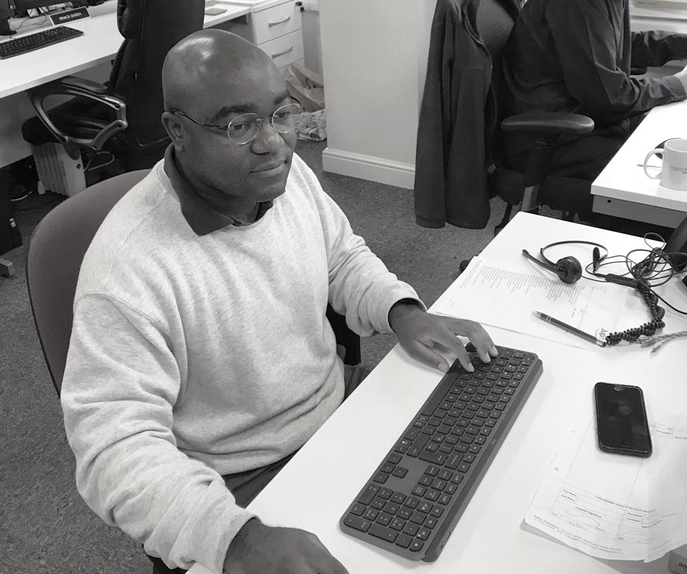 Meet the Team: Musungu Bwalya